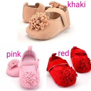 Sepatu Prewalker Bayi Dan Anak Bunga Bunga Baby Shoes Tokopedia