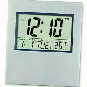 Jam Digital Dinding Dan Meja Cx 2158 Biru Tokopedia