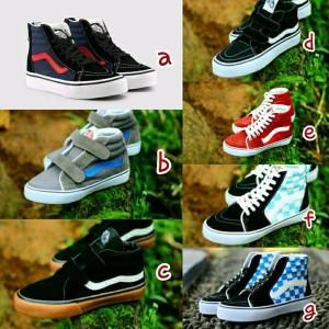 Sepatu Anak Vans Casual Harian Kid Fashion Buat Hadiah Buat Kado Tokopedia