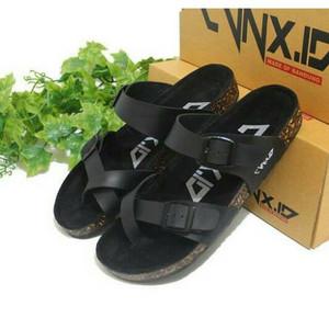 Promo Sandal Cvnx Id Best Quality Tokopedia