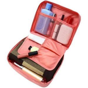 Tas Dompet Alat Kosmetik Make Up Makeup Cosmetic Hand Pouch Bag Bags Handbag Travel Organizer Charming Water Resistant Murah Tokopedia