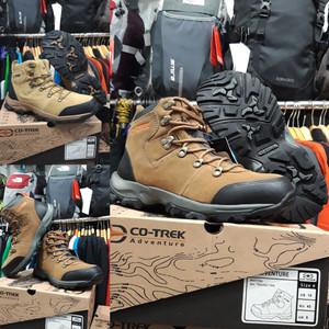 Sepatu Gunung Cotrek Original Not Snta Not Rei Not Eiger Not Consina Tokopedia