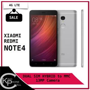 Promo Xiaomi Redmi Note 4 64gb Ram 4gb Distributor Ram 4 64 Lte Dual Sim Tokopedia