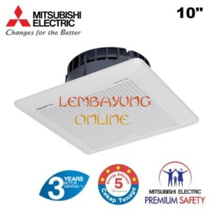 MITSUBISHI EX-25SC5T Ceiling Mounted Ventilator (Exhaust Fan)