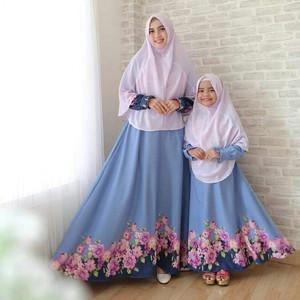 Baju Couple Keluarga Gamis Anak Original By Ori Najwa Tokopedia