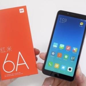 New Xiaomi Redmi 6a 2gb 16gb Gold Rom Global Official Garansi Distributor Tokopedia