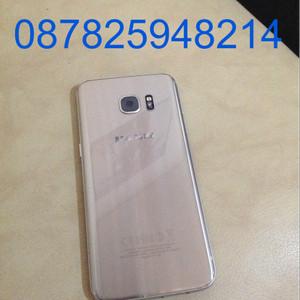 Android Samsung S7 Edge 32gb White Mulus Fuulshet Tokopedia