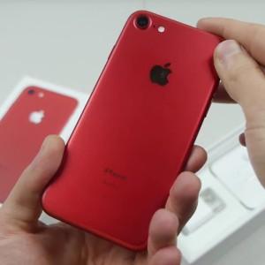 Iphone 7plus 128gb Red Ll A Refurbish 1 Tahun Tokopedia