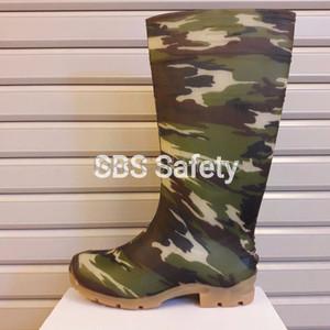 Sepatu Safety Boot Ap Army 4 02 Ulasan Tokopedia
