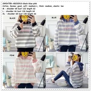 Sweater Hoodie Wanita Korea Baju Hoodie Cewek Tokopedia