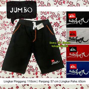 Celana Joger Pendek Jumbo Tokopedia