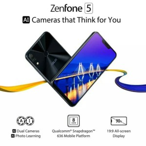 Asus Zenfone 5 Ze620kl Ram 4gb Internal 64gb Garansi Resmi Tokopedia