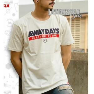 Jual Tshirt baju kaos away days ultras acab against modern football d622c9aa86