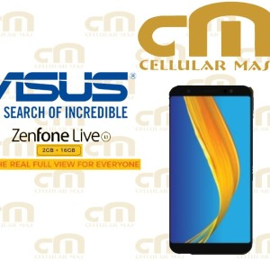 Asus Zenfone Live L1 Za550kl 16gb 2gb 4g Lte Full Display Garansi Resmi New Tokopedia