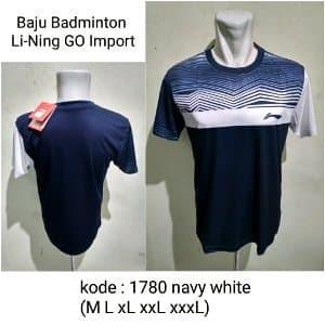 Kaos Badminton Lining Go Tokopedia