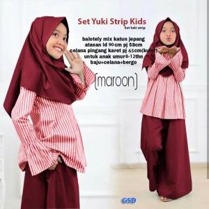 Baju Setelan Kulot Hijab Tokopedia