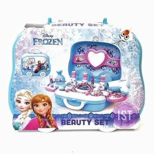 Mainan Anak Disney Frozen Fashion Nail Art And Makeup Kosmetik Tokopedia