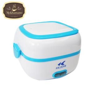 Jual KALDERA Rice Cooker Mini 2 Susun 1 L Penanak Nasi Mini 200W Blue