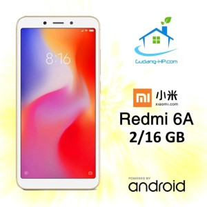 Xiaomi Redmi 6a 16gb Garansi Resmi Tam Tokopedia