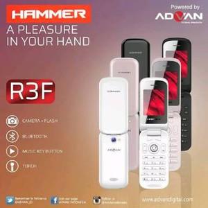 Advan Hammer R3f Tokopedia