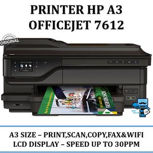 Hp Officejet 7612 G1x85a Tokopedia