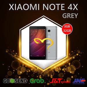 Xiaomi Redmi Note 4x 3gb 32gb Black Tokopedia