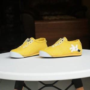 Sepatu Asics Onitsuka Tiger Kids Slip On Sepatu Anak Tokopedia