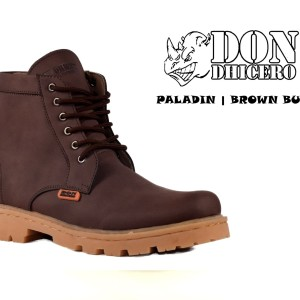 Sepatu Boots Kulit Sepatu Boots Kickers Tokopedia