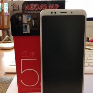 Xiaomi Redmi 5 Plus 3 32gb Tam Tokopedia
