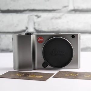 Joelcam Leica Tl Titanium Fullset Mulus Tokopedia