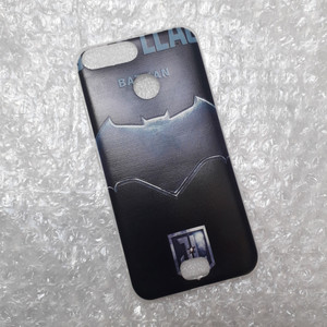 Case advan i5c lite karakter hero softcase casing silikon