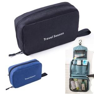 Toiletries Wash Pouch Bag Tas Penyimpanan Peralatan Mandi Dan Kosmetik Tokopedia