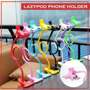... Leher / Lazy hanging neck cell phone stand mount necklace | Shopee Indonesia. Source · Phone Holder Lazy Phone Lazy Pod Monopod Penjepit Hp Tokopedia