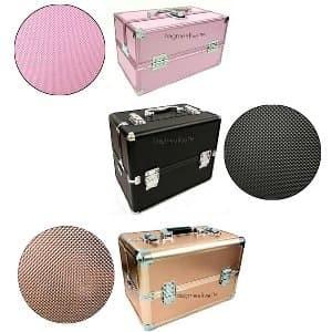 Unik Beauty Case Tempat Makeup Kotak Kosmetik 2356 Putih Murah Tokopedia