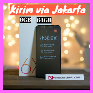 Xiaomi Mi A2 Mia2 6gb 128gb Androidone New Bnib Original Tokopedia