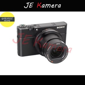 Sony Cybershot Dsc Rx100 Iii Digital Camera Sony Rx100m3 Tokopedia