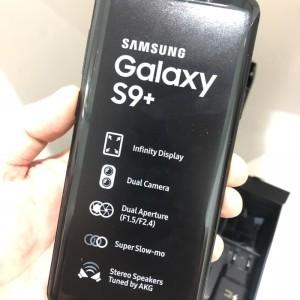 Samsung Galaxy S9 Plus Resmi Sein Tokopedia