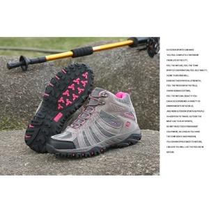 Sepatu Gunung Outdoor Woman Series Snta 605 Tali Cadangan Tokopedia