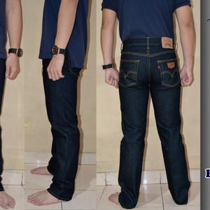 Celana Jeans Levis 505 Pria Biowash Tokopedia