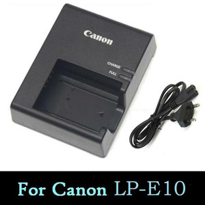Canon LC-E10 Battery Charger for LP-E10 EOS 1100D KissX50 Rebel T3