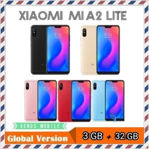 Xiaomi Mi A2 Lite 3gb 32gb Garansi Distributor 1 Tahun Tokopedia