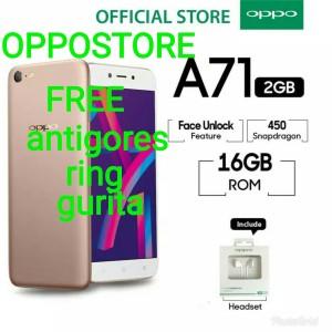 Oppo A71 2018 Garansi Resmi Indonesia Tokopedia