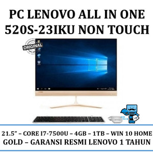 Pc All In One I7 Gen 6th Lenovo Thinkcentre M800z Tokopedia
