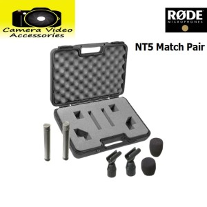 Rode Microphone NT5 Match Pair