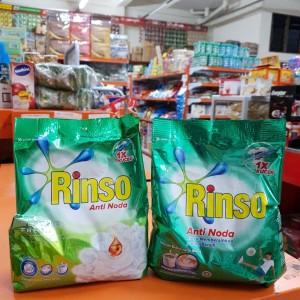 ... Rinso Anti Noda Sabun Cuci Pakaian Detergent Bubuk 800gr Tokopedia