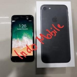 Iphone 7 32gb Second Seken Ex Inter Fulset Tokopedia
