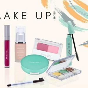 TERLARIS&TERMURAH serta terlengkap Wardah Paket Make Up Series Murah