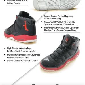 Sepatu Basket Sepatu Sport Tokopedia