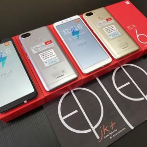 Xiaomi Redmi 6 Ram 3gb Rom 32gb Garansi 1 Tahun Tokopedia
