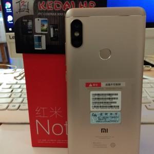 Promo Xiaomi Redmi Note 5 Pro Gold 4gb 64gb Rom Global Garansi Distributor Tokopedia